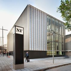 National Theatre Wins 2015 RIBA Client of the Year Award