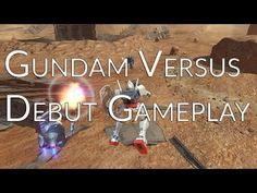 Gundam Versus muestra nuevo vídeo gameplay | eGamers: Noticias y análisis de videojuegos, consolas, anime y cine - PS4 - Xbox One - Wii - PC - Tecnología