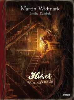 """Check out this @Behance project: """"Huset som vaknade"""" https://www.behance.net/gallery/47671937/Huset-som-vaknade"""
