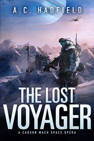 The Lost Voyager by A.C. Hadfield ebook deal