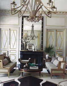 Jean-Louis Deniot New Delhi Estate Drawing Room
