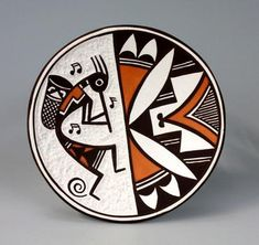 Native American Artwork, Native American Design, Native American Pottery, Pottery Painting Designs, Pottery Art, Southwest Pottery, African Art Paintings, Pueblo Native Americans, Pueblo Pottery