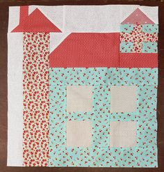 Be My Neighbor Week 16 Fabric Kit