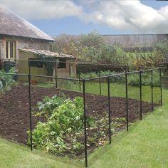 Rabbit Fence For Gardens