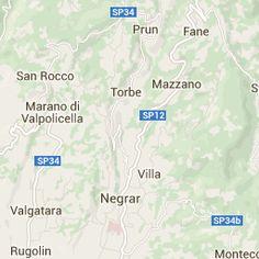 Mappa interattiva personale fatta a Borgo Trento