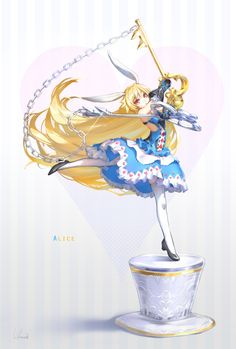 alice by observerz