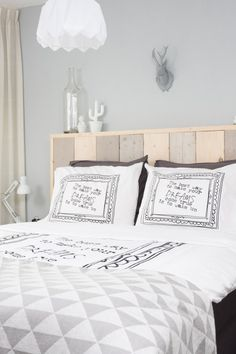 The best DIY for your bedroom of 2016! Now on Live love interior!