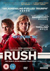 RUSH DVD £10 Christmas gift idea for Jim