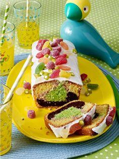 Geburtstagskuchen für KinderBiskuitschnecken und Apfelmuffins - unsere Kindergeburtstagskuchen bringen kleine Geburtstagskinder zum