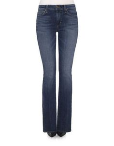 Joe'S Jeans Amina Faded Bootcut Jeans Women's Amina 32W