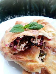 Καλτσόνε - Elpidas Little Corner Calzone, Spanakopita, Sandwiches, Corner, Ethnic Recipes, Food, Essen, Meals, Paninis
