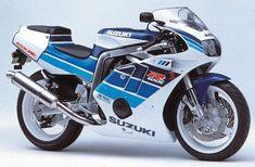 GSX-R 400SP, 1990