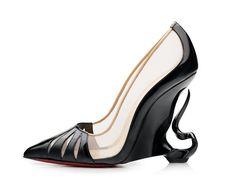 Christian Louboutin'den Maleficient'a Özel: Malangeli Shoes - Angelina Jolie ve Christian Louboutin'i sosyal sorumluluk projesi için biraraya getiren Malangelie Shoes bugün blogda. #moda #tasarim #ayakkabi