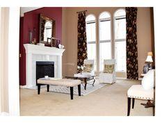 Luxury living room  7749 Shagbark  Brownsburg, IN, 46112