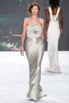 Badgley Mischka Spring 2013 RTW Collection - Fashion on TheCut