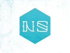 Nicholas Slater Logo by Nick Slater