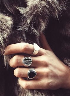 Tom Wood rings @tomwoodproject