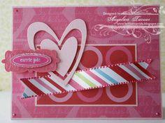 Cutie Pie Valentine's Card