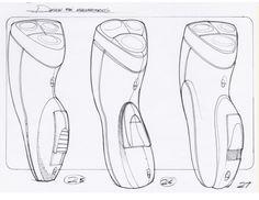 Reflex Shaver by Jon Osborne IDSA at Coroflot.com