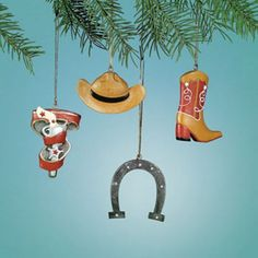 Cowboy Ornaments 12pcs >>> For more information, visit image link.