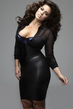 Ashley Graham — Who ever thought curves could create such a scandal? Plus-size women everywhere found out just how controversial their curves could be with the banning of Ashley Graham's Lane Bryant lingerie commercial. You can view the commercial here. Photo: Via Ford | http://funnycommercialadsphotos.blogspot.com