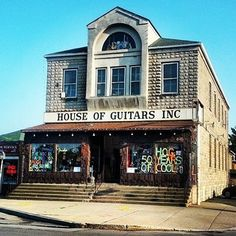 House of Guitars (Rochester, New York) | 27 Record Stores Every Music Lover…