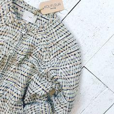 Iro jacket [size 1] #kolifleur #clothes #secondhand  by @ninabrigitte