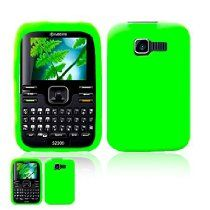 WirelessTentCom offer Kyocera Torino S2300 / Kyocera Loft S2300 Green Silicone Case. This awesome product currently limited units, you can buy it now for  , You save - New