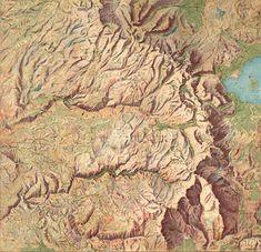 Yosemite by Renshawe, USGS, 1914