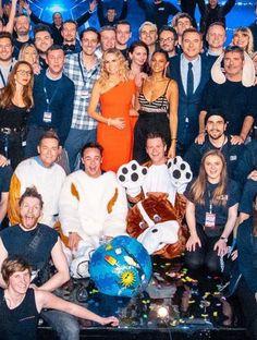 Ant & Dec, Amanda Holden, Britain Got Talent, Damon, Ants, People, Stuff Stuff, Ant, People Illustration