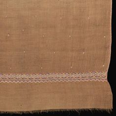 Shahtoosh! The name given to shawls made of the hair from a Tibetan antelope…