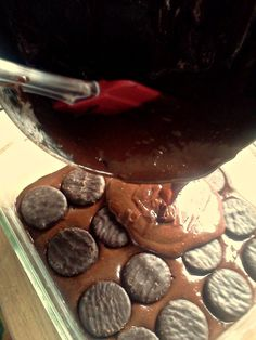 Peppermint Pattie Layer Recipes on Pinterest