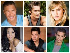 Samurai Cast Power Rangers Samurai, Power Rangers Ninja Steel, Power Rangers Movie, Mighty Morphin Power Rangers, Nerd Cave, Best Seasons, New Pins, King Queen, Fangirl