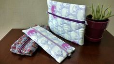 Quilted pouches Classes at The Square Inch- https://m.facebook.com/thesquareinch