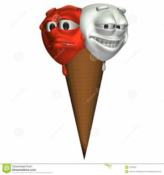 「double face ice cream」的圖片搜尋結果