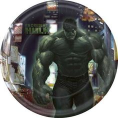 Incredible Hulk Lunch Plates 8ct by HALLMARK MARKETING CORPORATION, http://www.amazon.com/dp/B001Q5TOLE/ref=cm_sw_r_pi_dp_X7Tlrb1WRKTBR