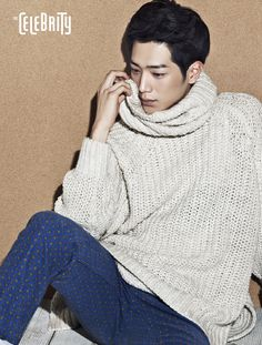 Seo Kang Joon - The Celebrity Magazine January Issue '14