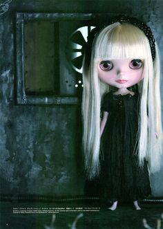 Blythe doll cloth patterns