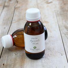 Aceite de Aguacate | Aceites vegetales para hacer jabones y cosméticos
