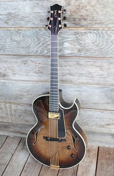 Cheval Guitars Fanch Moal