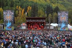 Press Release: Welcome to Festival Capital, USA. Welcome to Telluride, Colorado! Please Repin :) Thanks!