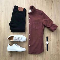 "6,793 Me gusta, 17 comentarios - VoTrends® Outfit Ideas for Men (@votrends) en Instagram: ""Simple Sundays #VoTrends Style by: @mrjunho3 #simpleoutfit #casualstyle #ootd #sundayoutfit"""