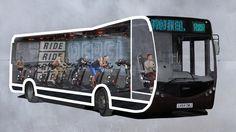 Ride 2 Rebel   An immersive indoor spinning concept