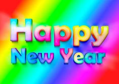 Free Colorful Happy New Year Wallpaper Download Happy New Year Hd, Happy New Year Banner, Happy New Year Images, New Year Greeting Cards, New Year Greetings, Happy New Year Wallpaper, New Years Poster, Wallpaper Downloads, Vector Free