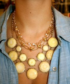Layered Necklaces That Make Your Neck Look Real Chic