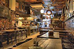 "Restaurant ""Bierhandel"" De Pijp (for InTouch) Cafe Restaurant, Restaurant Design, Rotterdam Architecture, Amsterdam Cafe, Hidden Places, New Pictures, Industrial Style, Netherlands, The Neighbourhood"