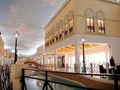Villaggio Shopping Center in Doha, Qatar