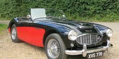 Austin Healey 100/6 - Bill Rawles Classic Cars
