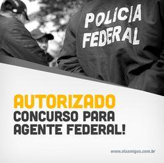 PROF. FÁBIO MADRUGA: POLÍCIA FEDERAL !