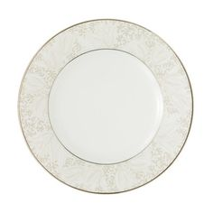 "Waterford Bassano 8"" Salad / Dessert Plate"